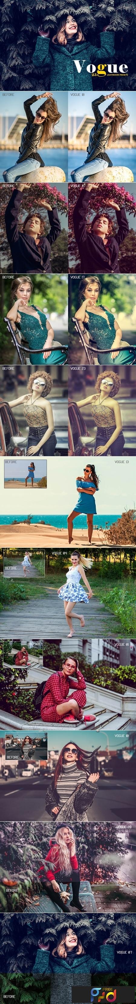 25 Vogue Lightroom Presets 3547843 1
