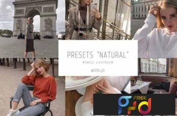Natural Lightroom preset mobile 3591519 15