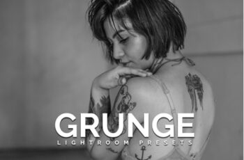 Grunge Lightroom presets 3549123 3