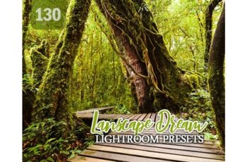 Landscape Dream Lightroom Presets 3218784 2