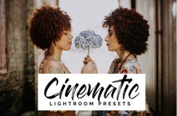 Cinematic Lightroom Presets 3549118 5