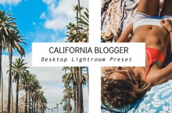 Desktop Lightroom Preset CALIFORNIA 3628655 5
