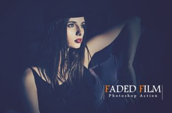 Faded Film Photoshop Action 3550051 7