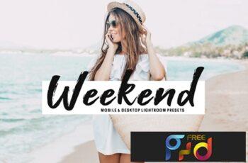 Weekend Mobile & Desktop Lightroom Presets 3550291 5