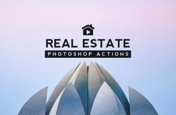Real Estate Photoshop Actions 3477163 3