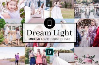 Mobile Lightroom Preset Dream Light 3474513 7