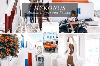 Mobile Lightroom Presets - Mykonos 3471923 5