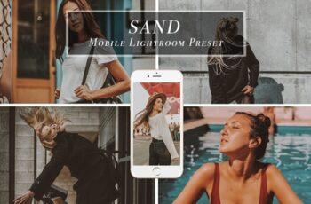 Mobile Lightroom Presets - Sand 3471929 6