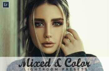 Mixed and Color Lightroom Presets 3550017 2