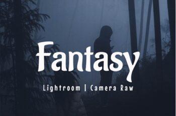 Fantasy Lightroom & ACR Presets 3548934 4