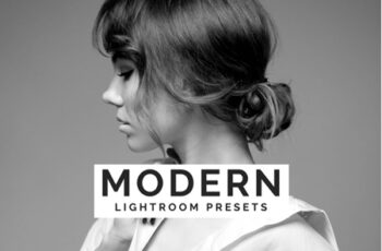 Modern Lightroom Presets 3549108 6