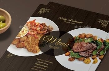 Elegant Restaurant Menu 18590107 3