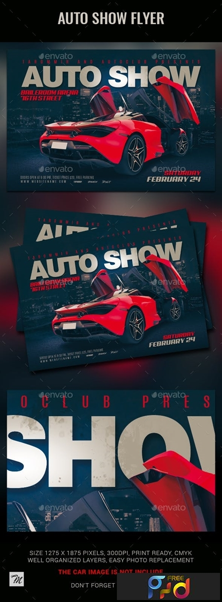 Auto Show Flyer 23089117 1