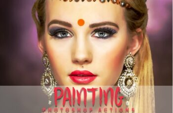 Painting Photoshop Actions 3550081 4
