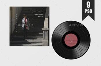 Vinyl PSD Mockup 23071173 4