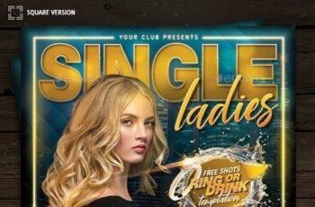 Single Ladies Flyer 23705157 2
