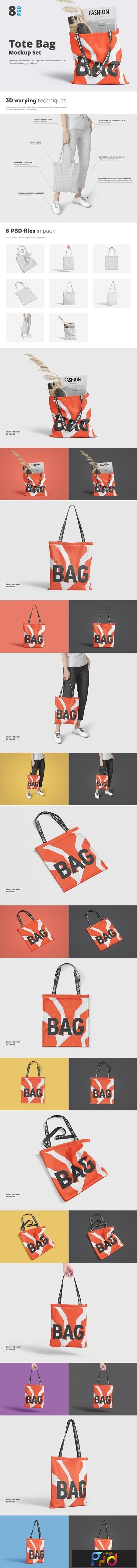Tote Bag Mockup 3719190 1