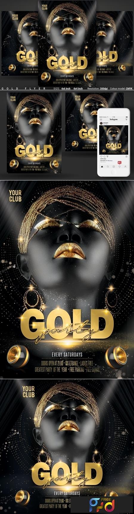 Gold Flyer 3725643 1