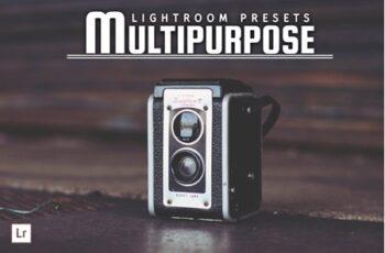 Multipurpose Lightroom Presets 3553634 8