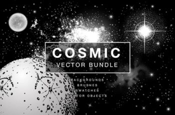 Cosmic Vector Bundle 3576086 6