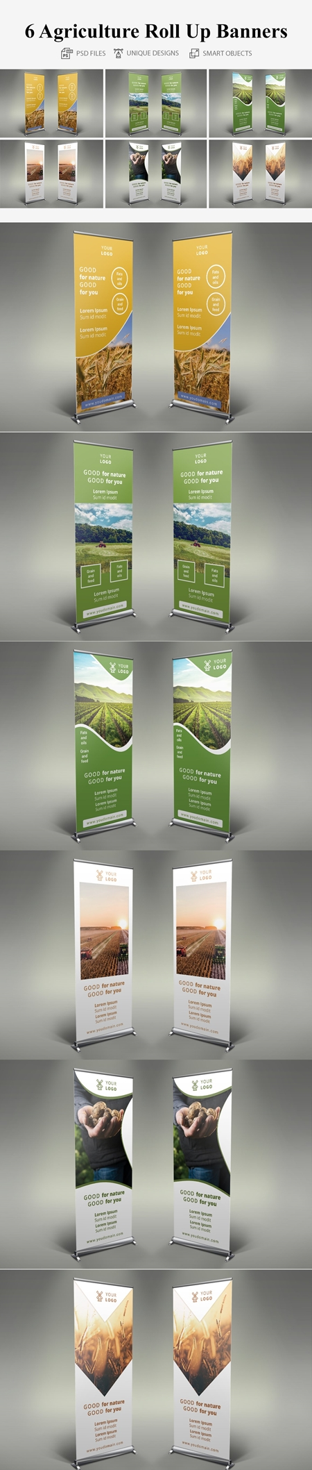 Roll Up Banners - 026 3659362 1