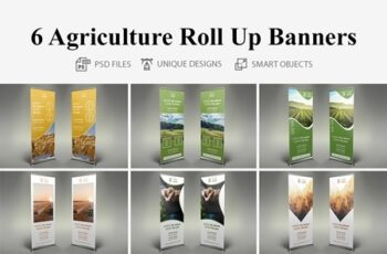 Roll Up Banners - 026 3659362 8