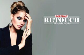 Portrait Retouch Photoshop Action 3553172 6