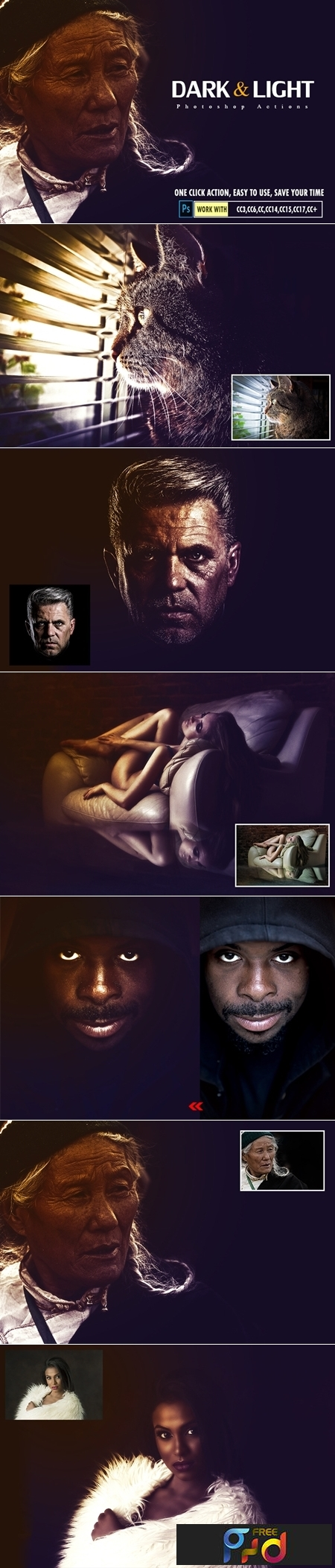 Dark & Light Photoshop Actions 3553198 1