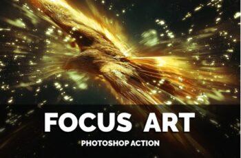Focus Art Photoshop Action 3552293 4