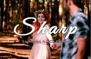 Sharp Lightroom and ACR Presets 3553388 3