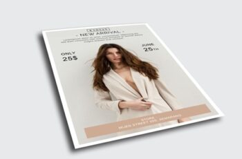 Fashion flyer template Vol 2 3560598 9