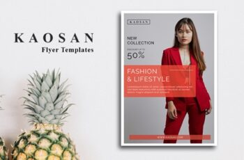 Fashion Flyer Template Vol 3 3560602 3