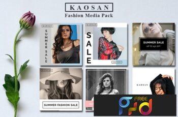 Fashion Media Instagram Banner Vol 3 3560591 5