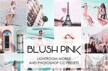 BLUSH PINK - Lightroom Presets 3687661 5