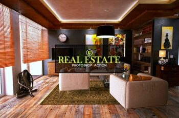 6 Real Estate Photoshop Action 3554740 5