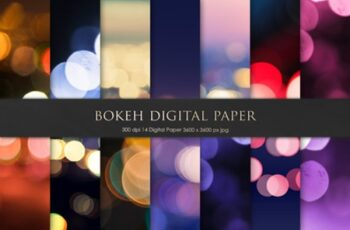 Bokeh Digital Paper 1272666 7