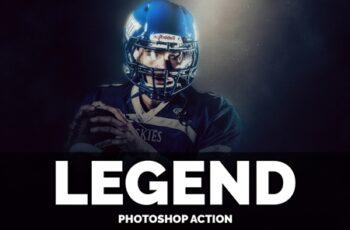 Legend Photoshop Action 3702065 4