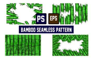 Bamboo Seamles Pattern 1274900 4