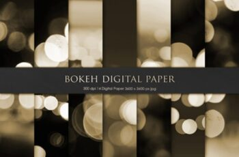 Bokeh Digital Paper 1272682 6