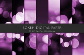 Bokeh Digital Paper 1272690 6