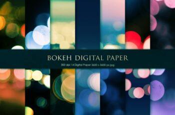 Bokeh Digital Paper 1272697 16