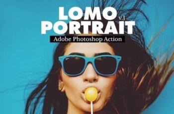 Lomo Portrait Action 23267456 2