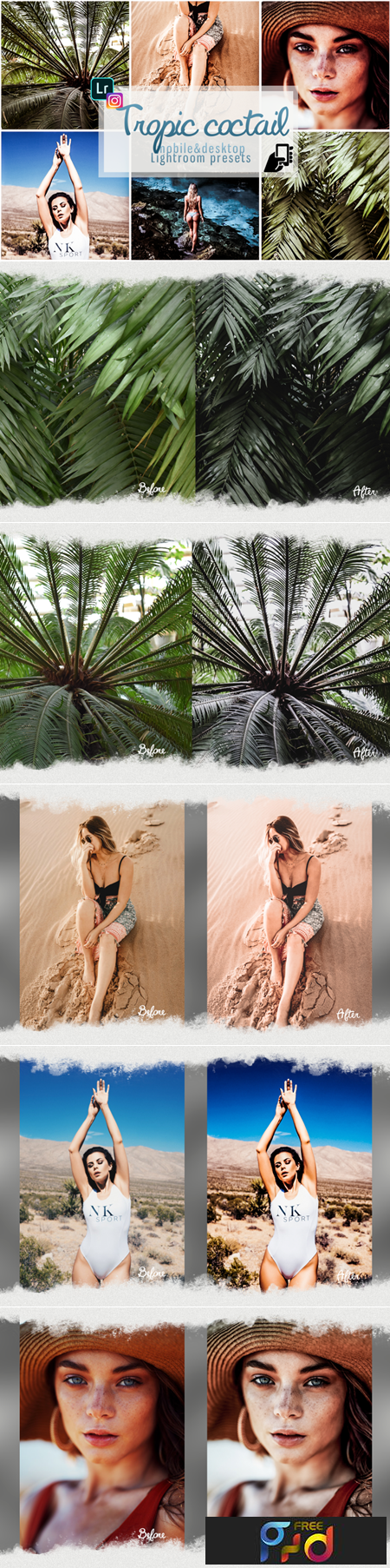 Tropic coctail presets lightroom pc mobile 3553665 1
