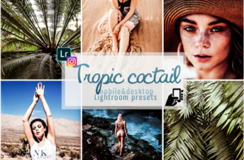 Tropic coctail presets lightroom pc mobile 3553665 4