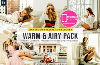 Warm & Airy Lightroom Presets 3704356 6