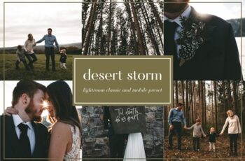 Desert storm lightroom preset 3651348 3