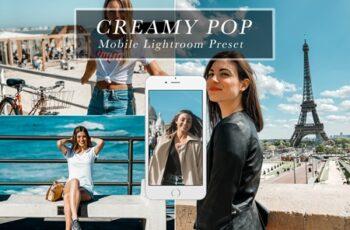 Mobile Lightroom Presets CREAMY POP 3651266
