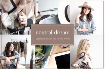 Neutral dream lightroom preset 3651332 5