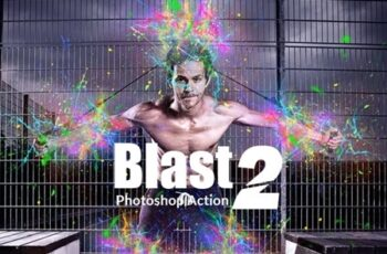 Blast Photoshop Action 2 23510806 6