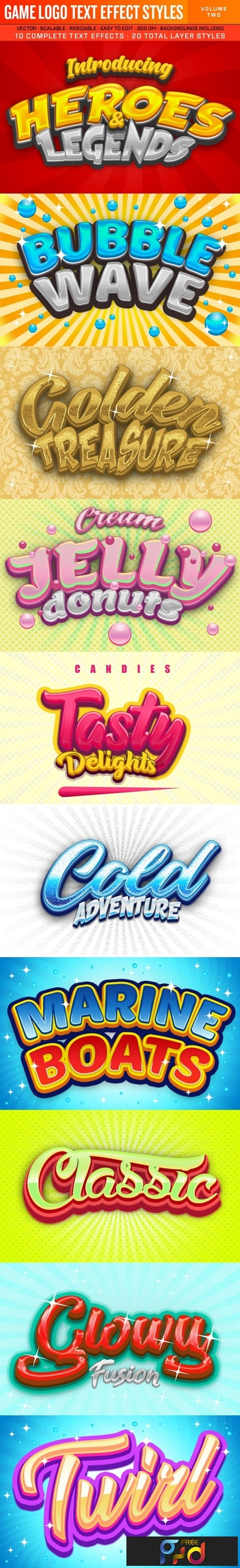 Game Logo Text Effect Styles 2 23685438 1
